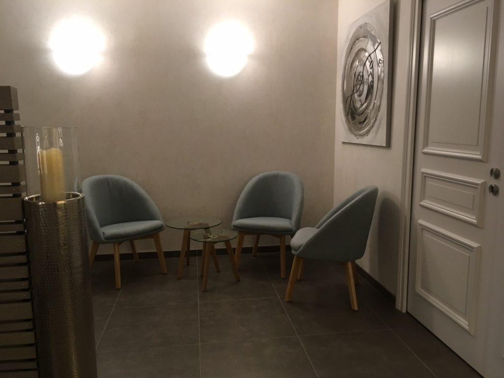 Chambre 1 salon